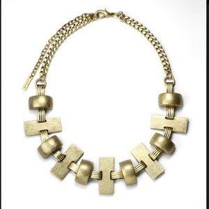 Jewelmint gold necklace